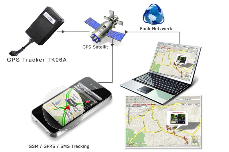 gps tracker tk06a gsm gprs sms peilsender auto berwachung diebstahlschutz pkw ebay. Black Bedroom Furniture Sets. Home Design Ideas